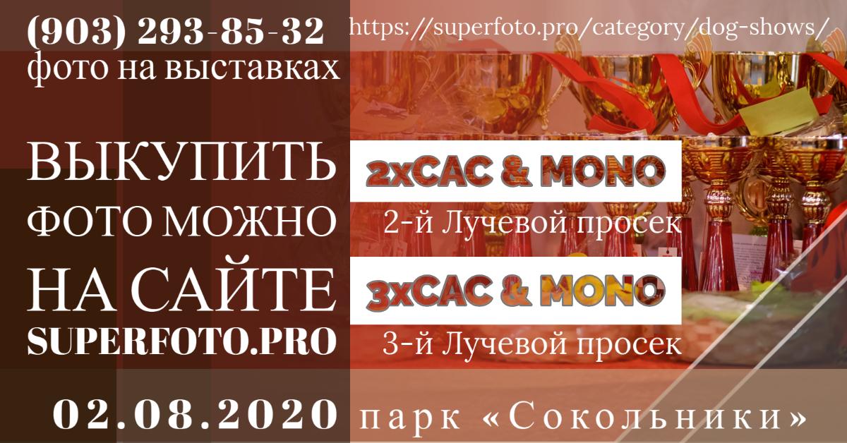 Приобрести фото с выставок в Сокольниках 02.08.2020